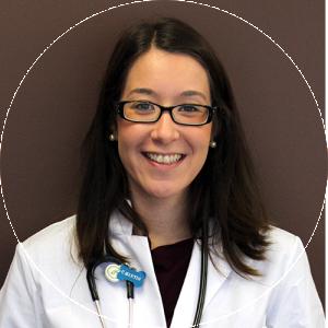 Dr. Christina Martin, BSc.H., DVM, MSc.